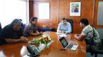 EPI se reúne con representantes de Fesiport para destrabar conflicto