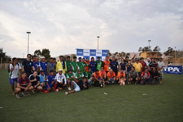 """TPA organiza quinta versión del """"Campeonato Club de Choferes"""""""