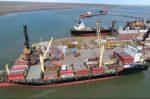 Argentina: Embarques agroindustriales aumentan 8,2% en Puerto de Bahía Blanca