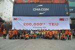 Filipinas: ICTSI Subic moviliza su contenedor número 200.000