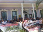 """Fesiport anuncia movilizaciones ante """"disminución de trabajo"""" en Puerto de Iquique"""
