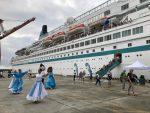 Puerto de Guayaquil recibe a su primer crucero de 2019