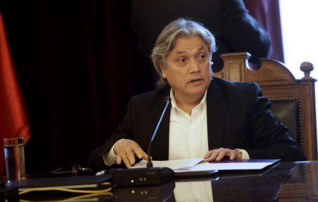 """Senador Navarro afirma que nueva ley de cabotaje de pasajeros supone """"exigencias"""" de diverso ámbito para Chile"""