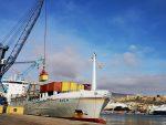 Autoridad Portuaria de Almería registra incremento de 13,8% en movimiento de mercancías durante 2018