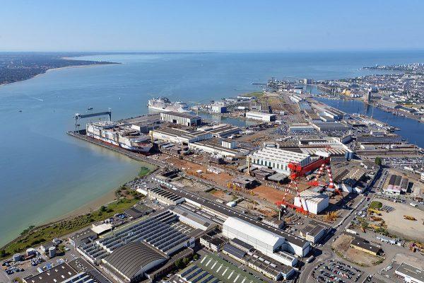 Comisión Europea revisará adquisición de Chantiers de l'Atlantique realizada por Fincantieri