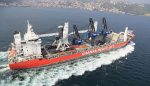 Hansa Heavy Lift vende cinco de sus buques a naviera holandesa