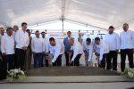 Presidente de República Dominicana lidera inicio de obras del nuevo puerto multipropósito de Puerto Plata
