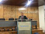 """Gonzalo Davagnino: """"Los puertos no solamente se miden por la transferencia de carga"""""""