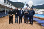 Puerto Chacabuco resalta incremento en la actividad de cruceros durante la temporada