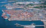 Suecia: Puerto de Gotemburgo aumenta 17% su transferencia de contenedores en 2018