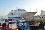 Temporada de cruceros de Puerto Valparaíso cierra con alza de 54% en cantidad de recaladas