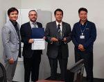 México: Hutchison Ports EIT recibe reconocimiento de Samsung International