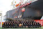 Kawasaki Heavy Industries bautiza buque transportador de GNL para NYK