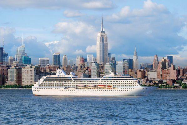 Oceania Cruises encarga dos nuevas naves a Fincantieri