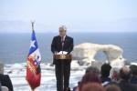 Piñera plantea plataforma logística y especialización de puertos en la Región de Antofagasta