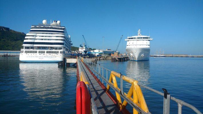 Reino Unido: Puerto de Portland recibirá 44 cruceros durante 2019