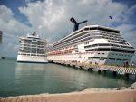 México: Puerto Progreso atiende primera doble escala de cruceros del 2019