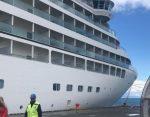 Seabourn Quest reinicia las atenciones de cruceros en Punta Arenas