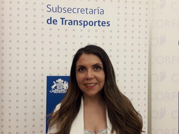 """Romina Morales: """"Rumbo a una integración digital marítima y colaborativa"""""""
