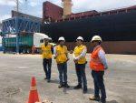 Perú: Inspeccionan obras de modernización de Terminal Portuario Salaverry