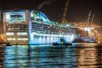 Star Princess registra nueva parada en Puerto Central