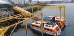 Cuatro puertos chilenos suman la atención de 10.000 personas