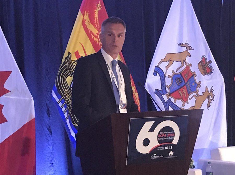 """Tiemen Meester: DP World """"invertirá a largo plazo con el objetivo de hacer crecer el negocio para los puertos"""""""