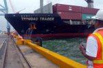 Honduras: Buque choca contra muelle 5 de Puerto Cortés