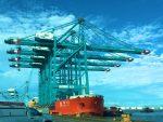 Puerto de Virginia recibe cuatro nuevas grúas Ship-to-Shore