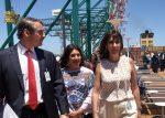 Subsecretaria de Turismo confirma a San Antonio como opción para ruta de cruceros con Panamá