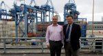 EPV y empresarios chinos estudian instalar hub alimenticio en Valparaíso