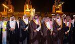 Arabia Saudita: Inauguran megapuerto con capacidad para transferir 20 millones de TEUs anuales