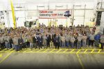 Kalmar celebra la producción de 70.000 tractores de terminal clase Ottawa