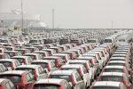 China: Importación de vehículos por Puerto de Shanghai cae 9,8% en 2018