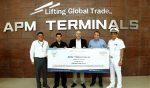 México: APM Terminals Lázaro Cárdenas obtiene certificación ISO 9001-14001