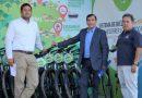 Sistema de préstamo de bicicletas impulsado por Portuaria Corral y Municipio suma nuevas unidades