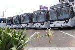 Ecuador: Puerto de Manta recibe 20 buses eléctricos para el transporte público de Guayaquil