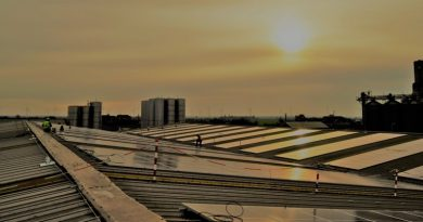 Reino Unido: Puerto de Goole consigue operar solo con energía solar