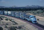 Maersk busca aumentar su participación en el servicio intermodal en Chile