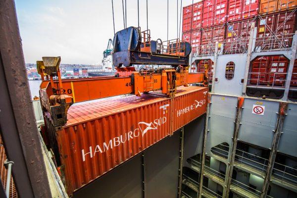 Movimiento de contenedores en Puerto San Antonio suma cinco meses con cifras rojas - PortalPortuario