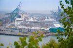 Puerto de San Antonio atiende doble escala de cruceros en PCE