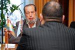 """Alberto Díaz: """"Estamos en condiciones de concretar flujo de carga boliviana en puertos uruguayos"""""""