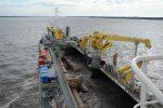 Jan de Nul finaliza obras de dragado en el Río Uruguay