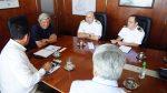 Empresa Portuaria Iquique recibe visita de nuevo gobernador marítimo de la zona