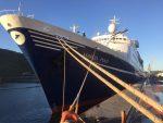 Puerto Montt atiende primera escala del Marco Polo