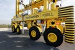 Grecia: Konecranes proveerá 12 carros pórtico para el Puerto de Tesalónica