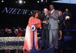 Holland America Line bautiza junto a Oprah Winfrey al Nieuw Statendam