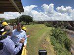 Presidente de Panamá plantea traspasar conocimientos sobre Canal de Panamá a Paraguay