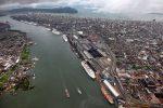Brasil: Codesp analiza propuestas para proyecto de nuevo acceso al Puerto de Santos