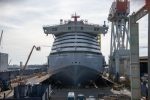 Fincantieri realiza botadura del primer barco de Virgin Voyages